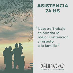 asistencia 24hs